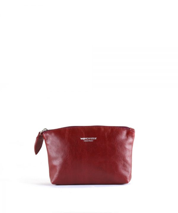 wijngaardt leather purdy cosmetic pouch