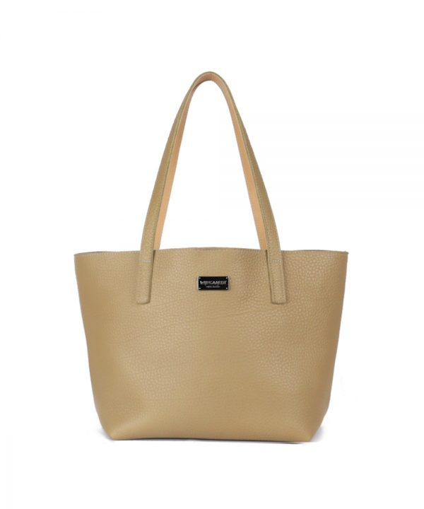 wijngaardt muse leather soft tote bag